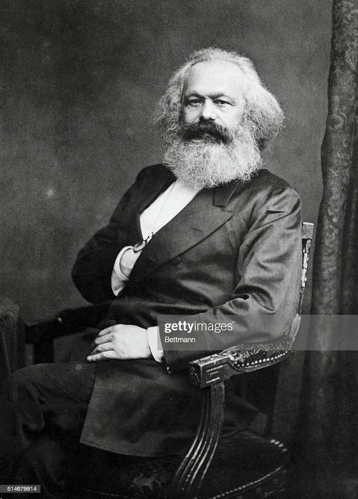 1818-1883. German Political Philosopher