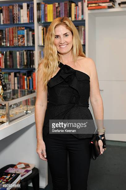 Mary Alice Haney attends LACMA's Director's Circle And NETAPORTER Celebrate The Wear LACMA Spring 2014 Collection at LACMA on May 20 2014 in Los...