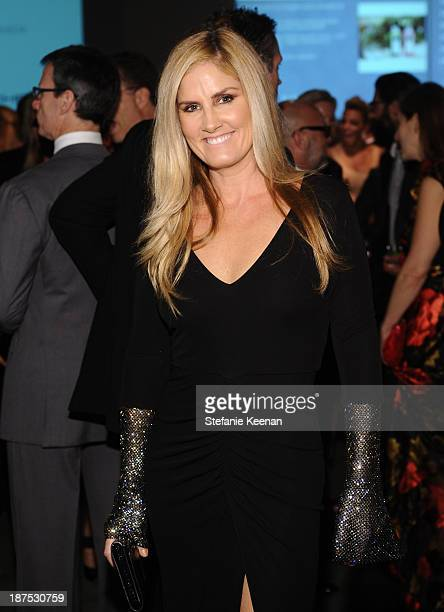 Mary Alice Haney attends the second annual Baby2Baby Gala honoring Drew Barrymore at Book Bindery on November 9 2013 in Culver City California