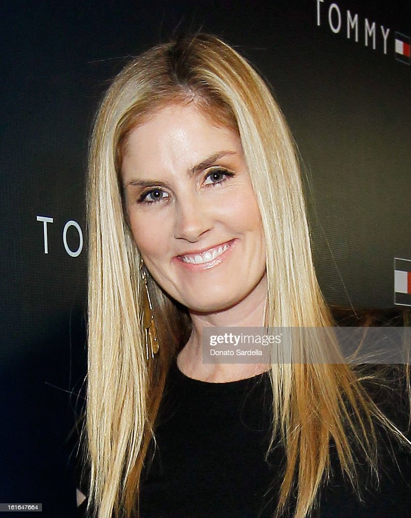 Mary Alice Haney attends Tommy Hilfiger New West Coast Flagship Opening on Robertson Boulevard on February 13, 2013 in West Hollywood, California.