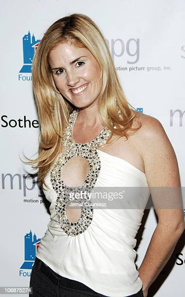 Mary Alice Haney during Sotheby's Hosts FRANCESCO SCAVULLO A Photographic Retrospective and Auction to Benefit Fountain House at Sotheby's in New...