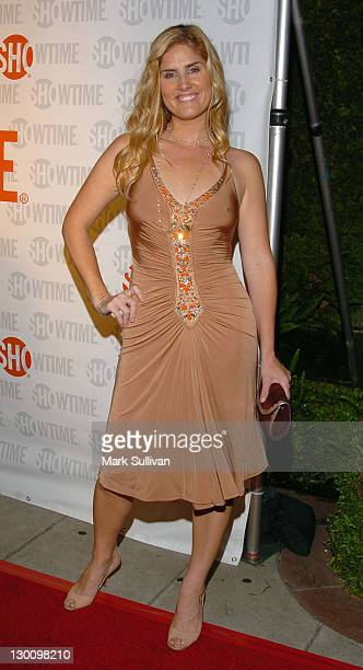 Mary Alice Haney during The 57th Annual Emmy Awards Showtime After Party in Los Angeles California United States