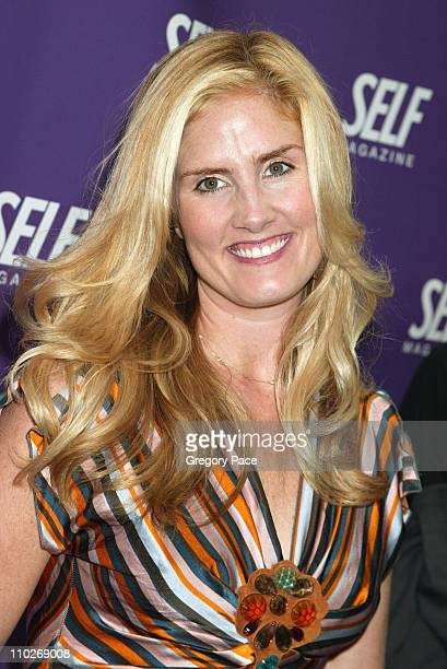 Mary Alice Haney host of 'Ambush Makeover' during The Grand Opening of the 'Self Magazine' Self Center Arrivals and Inside the Party at Self Center...