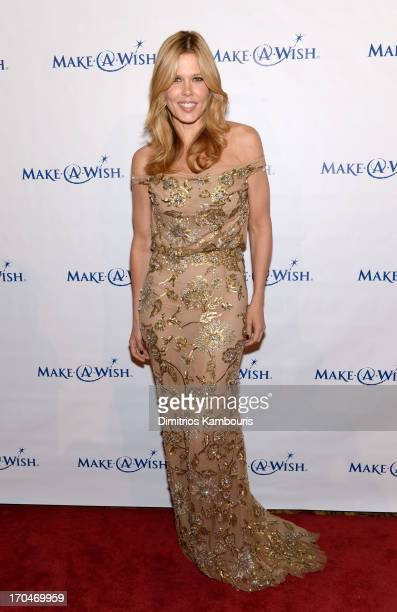 Mary Alice Stephenson attends 'An Evening of Wishes' MakeAWish Metro New York's 30th Anniversary Gala at Cipriani Wall Street on June 13 2013 in New...