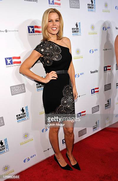 Mary Alice Stephenson attends 'Stand Up for Heroes' at the Beacon Theatre on November 3 2010 in New York City