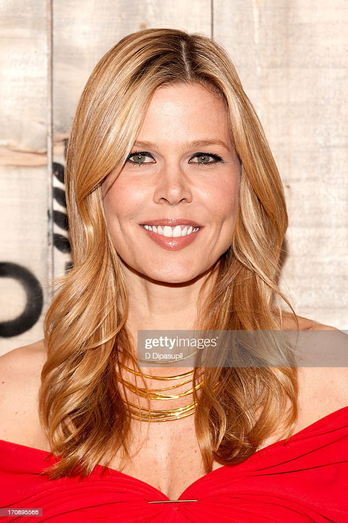 Mary Alice Stephenson attends the Target FEED Collaboration launch at Brooklyn Bridge Park on June 19, 2013 in New York City.