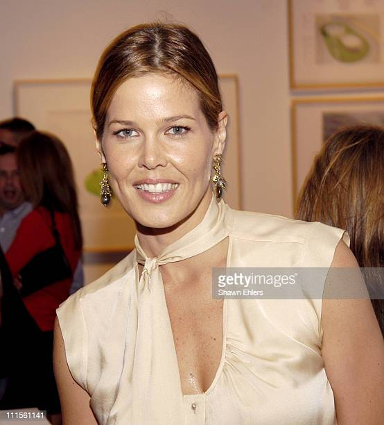 Mary Alice Stephenson during Olympus Fashion Week Spring 2005 Ann Taylor Celebrates 50th Anniversary With Vogue at Chelsea Art Museum in New York...