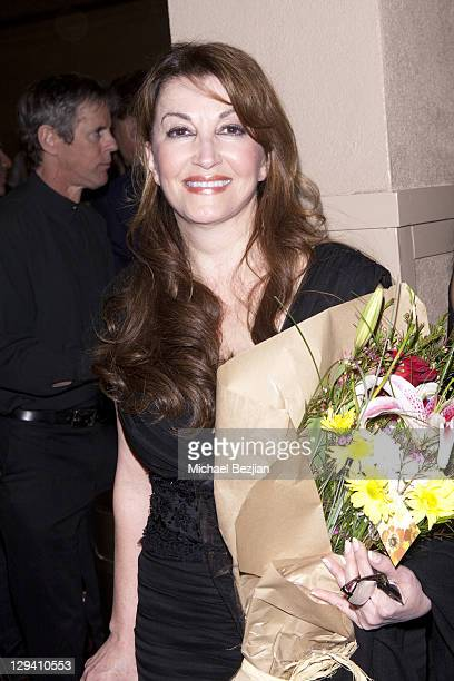 Mary Apick at 'Beneath The Veil' Post Play Reception at Alex Theatre on March 11 2011 in Glendale California