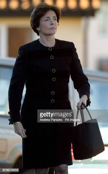 Mary Archer outside Bury St Edmunds Employment Tribunal office The former personal assistant to Lady Archer Jane Williams felt that she was being...