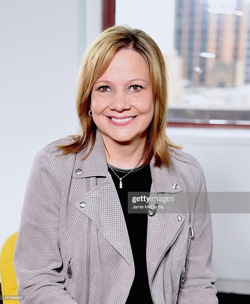 LinkedIn Executive Editor Dan Roth Interviews Mary Barra