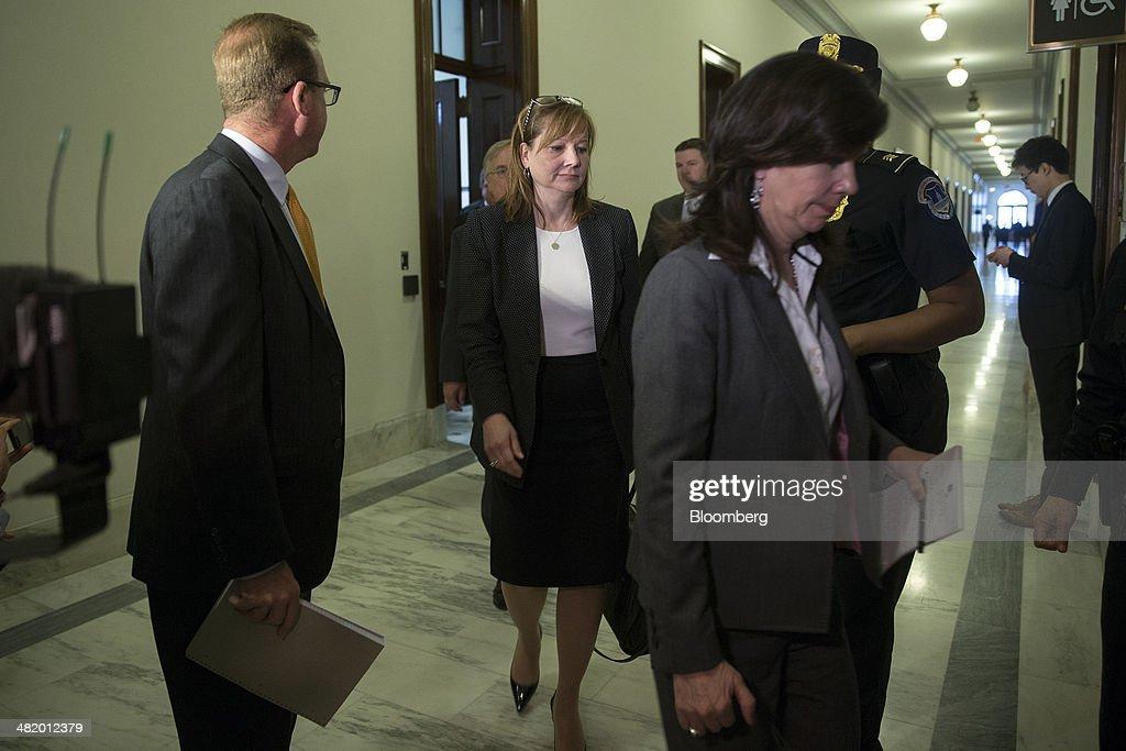 Mary barra testifies at senate consumer protection panel for General motors washington dc