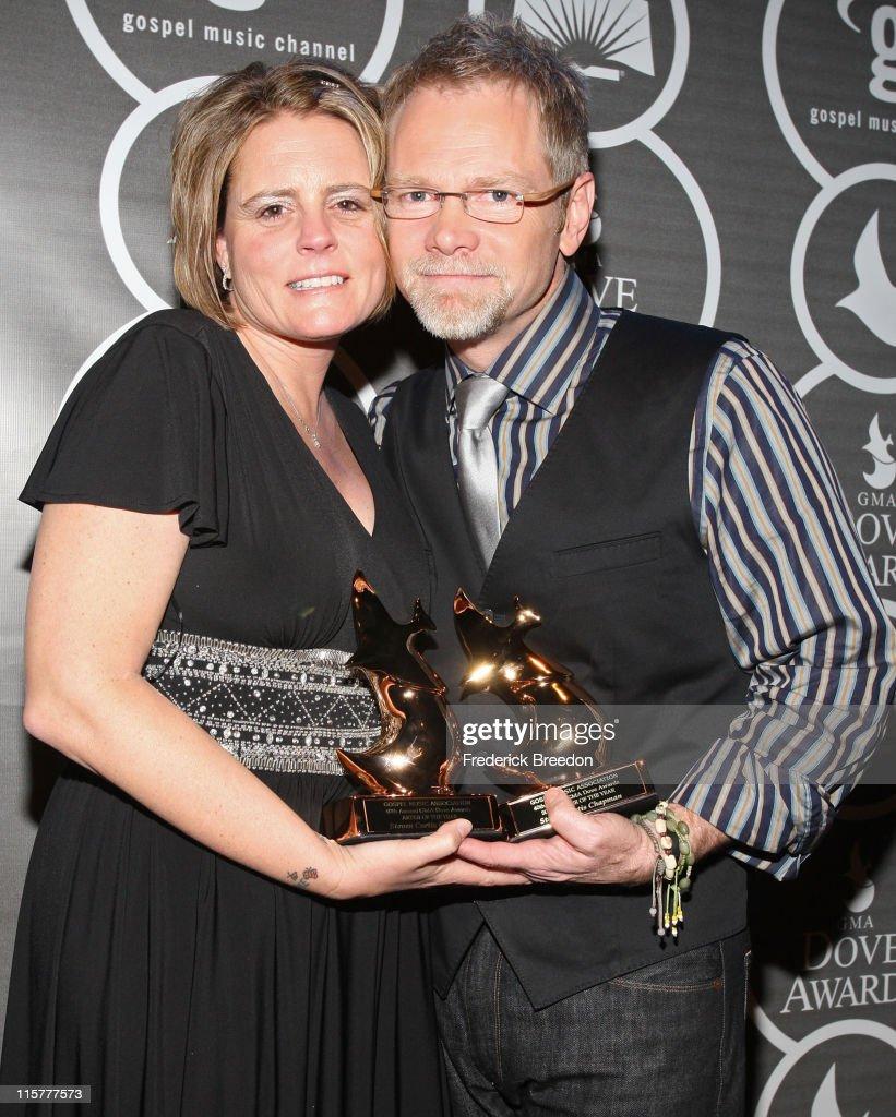 40th Annual GMA Dove Awards - Press Room