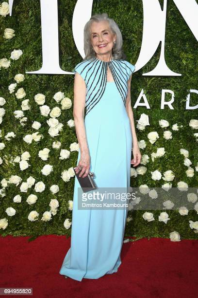 Mary Beth Peil attends the 2017 Tony Awards at Radio City Music Hall on June 11 2017 in New York City