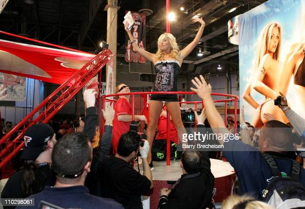 2007 adult entertainment expo photo