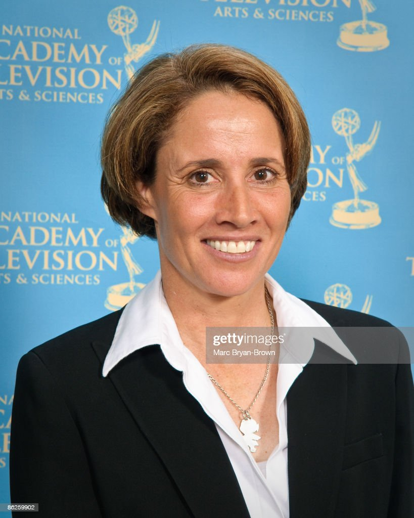 Mary Carillo attends the 30th annual Sports Emmy awards at Frederick P Rose Hall on April 27 2009 in New York City