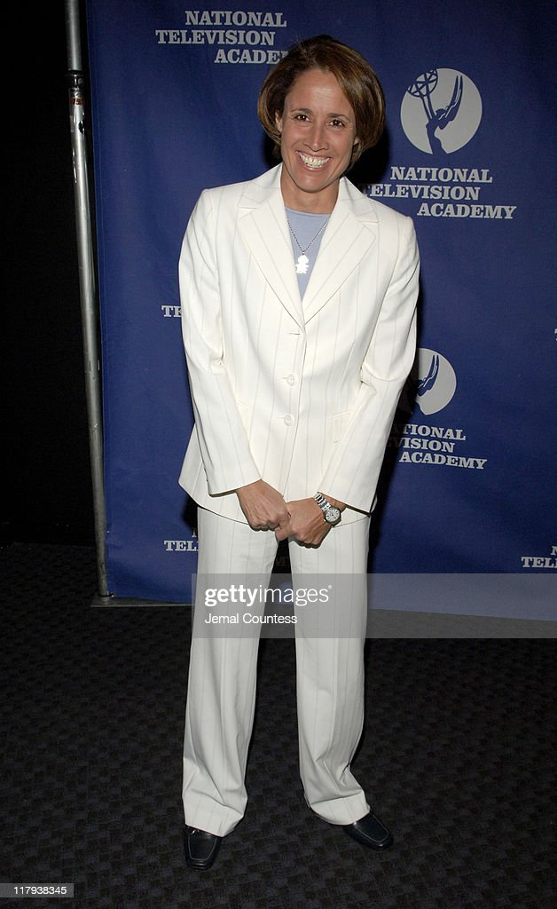 Mary Carillo during 26th Annual Sports Emmy Awards - Arrivals at ...