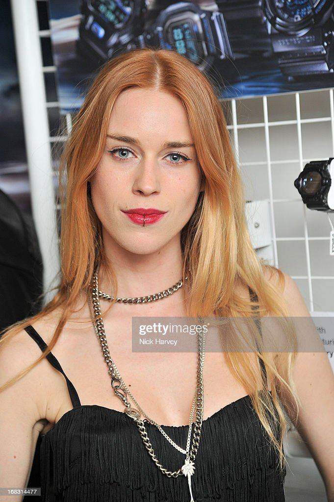 Mary Charteris attends the Casio London Store 1st birthday party on May 8, 2013 in London, England.