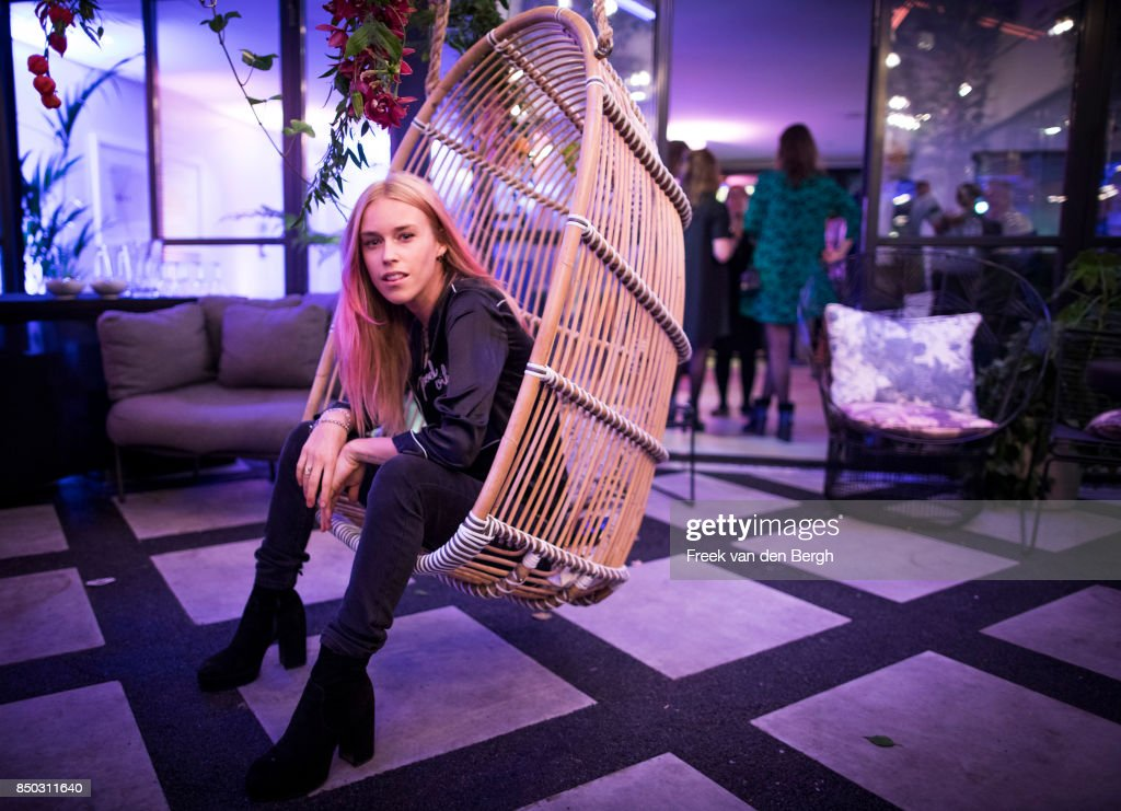 Mary Charteris attends the launch of Kimpton De Witt Amsterdam, Kimpton Hotels & Restaurants' debut in Europe, on September 20, 2017 in Amsterdam, The Netherlands.