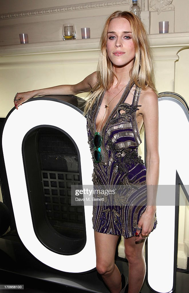 Mary Chateris attends the Carrera Ignition Night at The House of St Barnabas on June 20, 2013 in London, England.