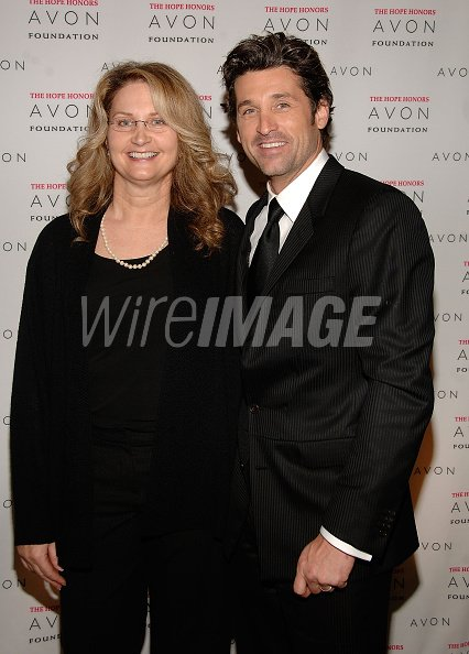 Mary Dempsey And Patrick Dempsey Attend The Hope Honors Hosted By