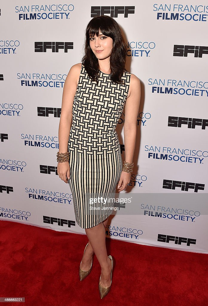 Mary Elizabeth Winstead attends the 57th San Francisco International Film Festival on closing night for the Premiere of 'Alex of Venice' at Castro Theater on May 8, 2014 in San Francisco, California.