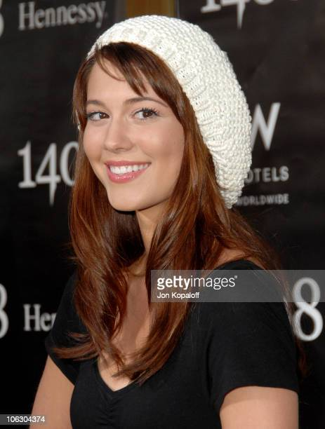 Mary Elizabeth Winstead during '1408' Los Angeles Premiere Arrivals at Mann National Theater in Westwood California United States