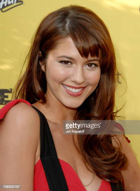 Mary Elizabeth Winstead during First Annual Spike TV's Guys Choice Arrivals at Radford Studios in Studio City California United States
