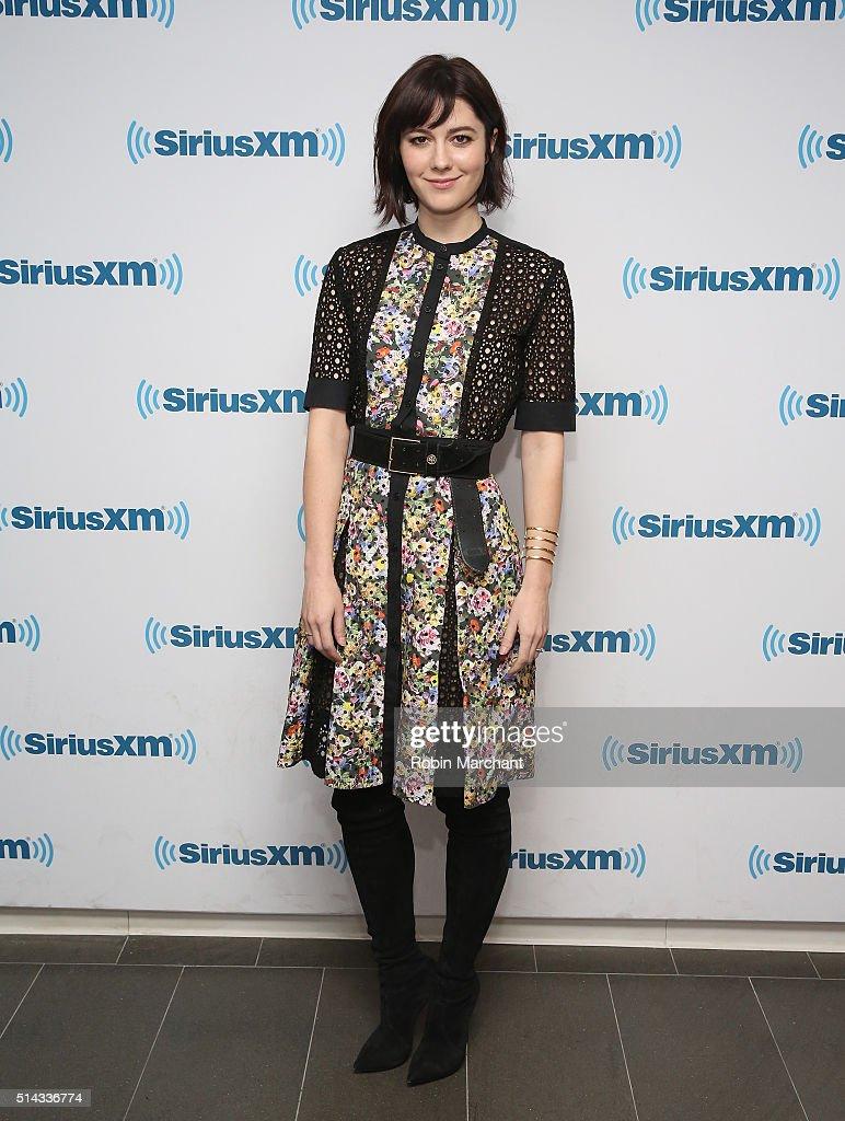 Celebrities Visit SiriusXM Studios - March 8, 2016