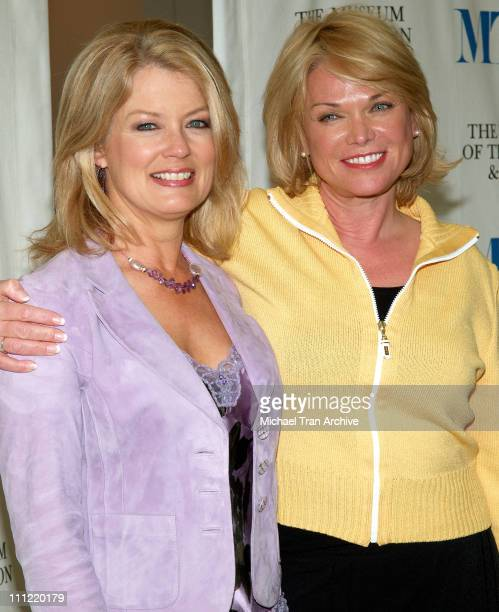Mary Hart and Linda Bell Blue Chief Executive Producer