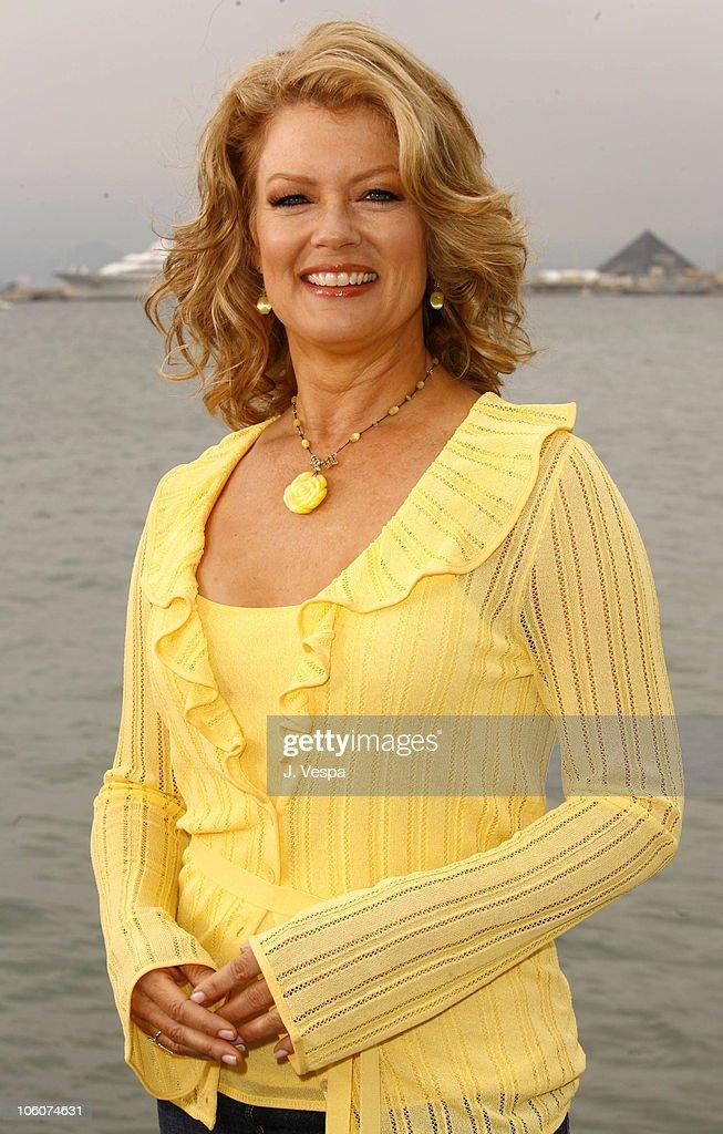 2006 Cannes Film Festival - ET Films On The Carlton Dock - Mary Hart