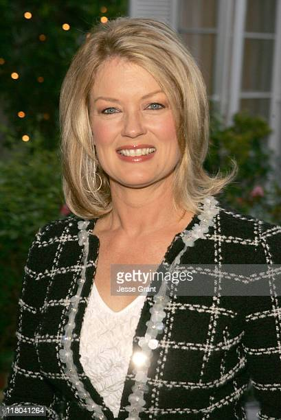 Mary Hart during Palm Springs International Film Festival Meet and Greet at Private Residence in Beverly Hills California United States