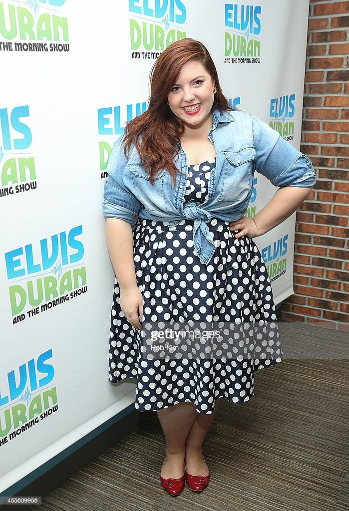 "Mary Lambert Visits ""The Elvis Duran Z100 Morning Show"""