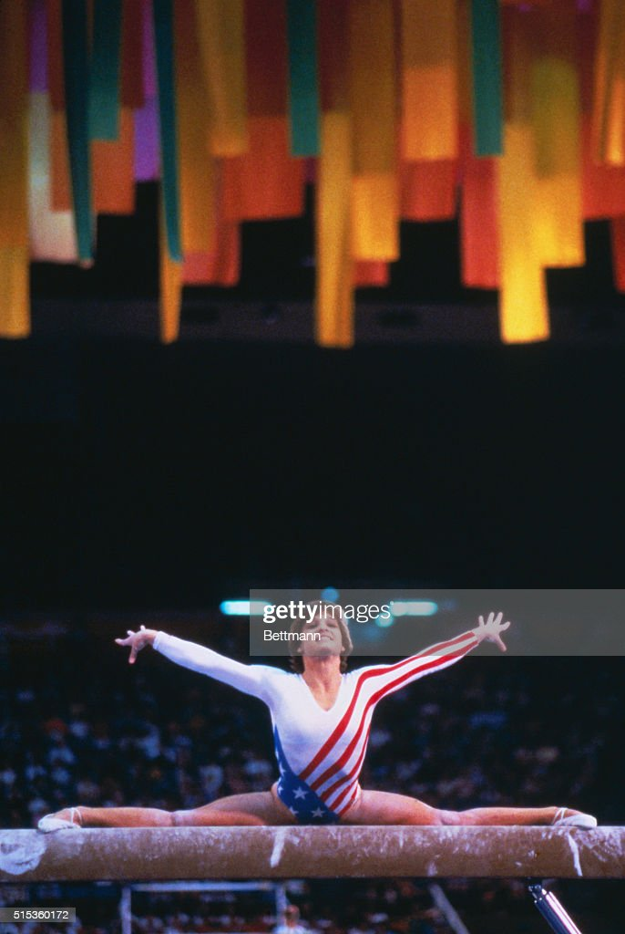 Mary Lou Retton | Getty Images Nastia Mat