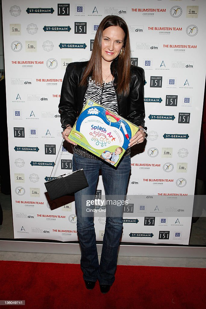Mary Louise Perlman attends the 2011 Hope for Them Foundation Holiday Toy drive at Gallery 151 on December 17, 2011 in New York City.