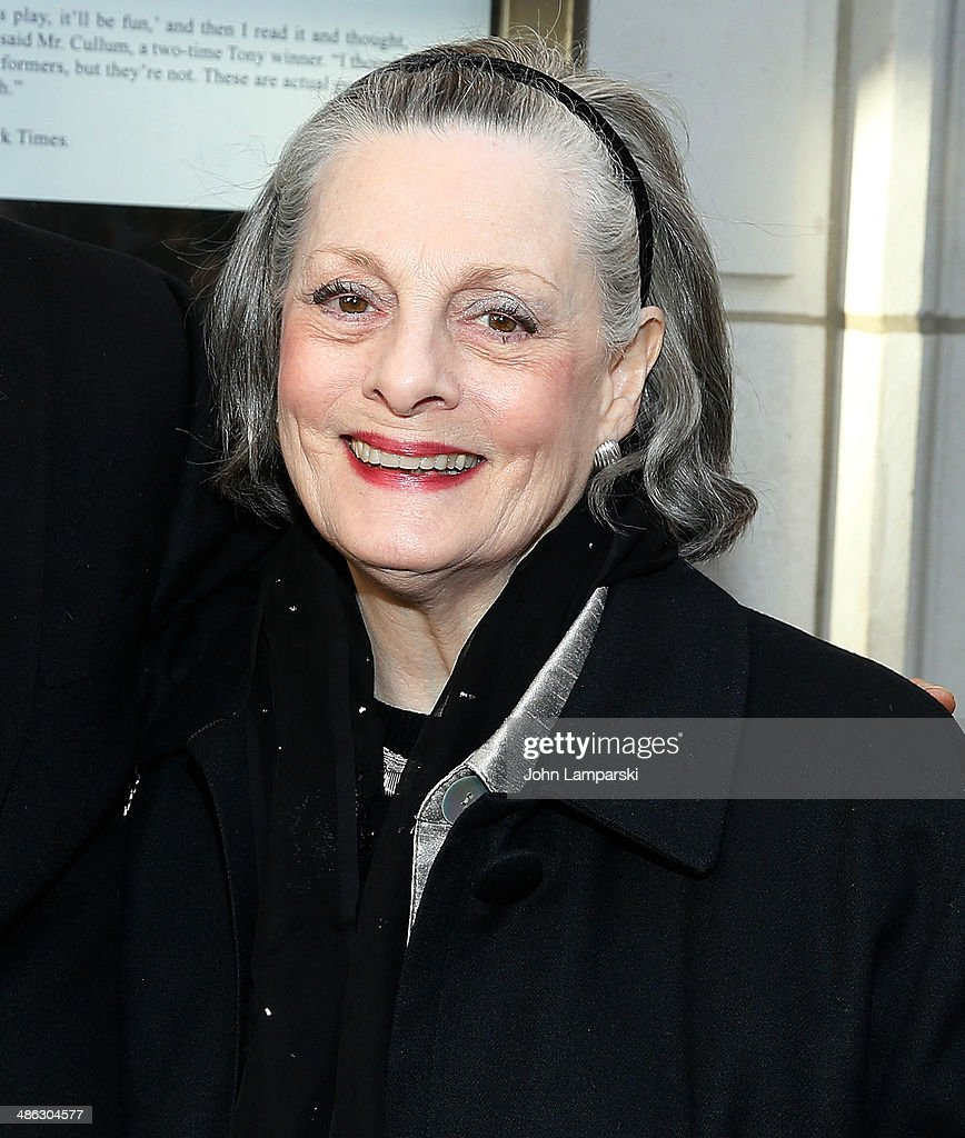 <a gi-track='captionPersonalityLinkClicked' href=/galleries/search?phrase=Mary+Louise+Wilson+-+Actress&family=editorial&specificpeople=3205157 ng-click='$event.stopPropagation()'>Mary Louise Wilson</a> attends the Broadway opening night for 'Casa Valentina' at Samuel J. Friedman Theatre on April 23, 2014 in New York City.