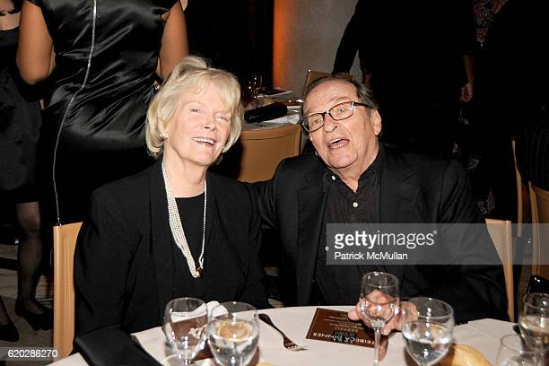 Mary Lumet and Sidney Lumet attend VANITY FAIR Tribeca Film Festival Party hosted by GRAYDON CARTER ROBERT DE NIRO and RONALD PERELMAN at The State...
