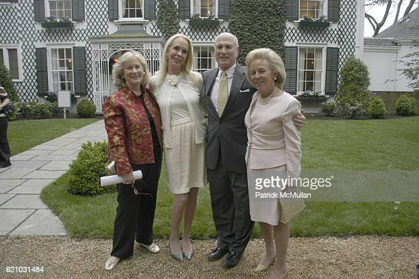 Mary Lynch Barbara Bancroft Tony Manning and Kay Gilman attend The ORCHARD HILL DESIGNER SHOWHOUSE to Benefit Old Westbury Gardens at Old Westbury...