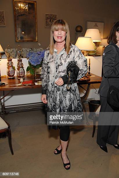 Mary Martin attends Cocktails at Hollyhock Honoring Mish NY and the Breast Center at UCLA at West Hollywood on May 7 2007 in West Hollywood California