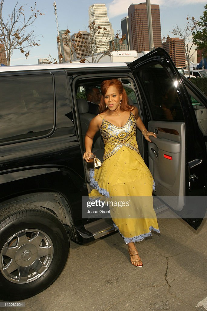 Mary Mary during GM at The 48th Annual GRAMMY Awards at Staples Center in Los Angeles California United States