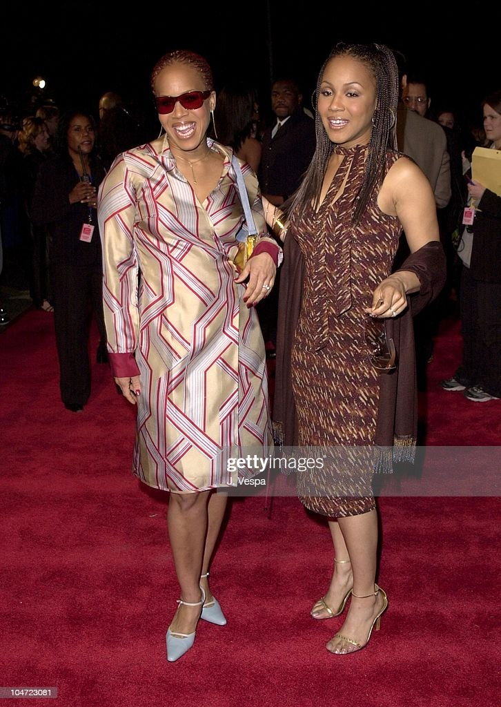 Mary Mary during The 32nd Annual NAACP Image Awards Music at Universal Amphitheatre in Universal California United States