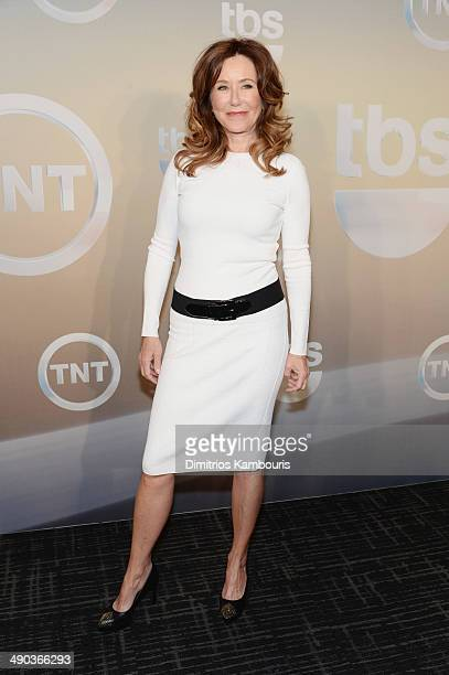 Mary McDonnell attends the TBS / TNT Upfront 2014 at The Theater at Madison Square Garden on May 14 2014 in New York City 24674_002_0437JPG
