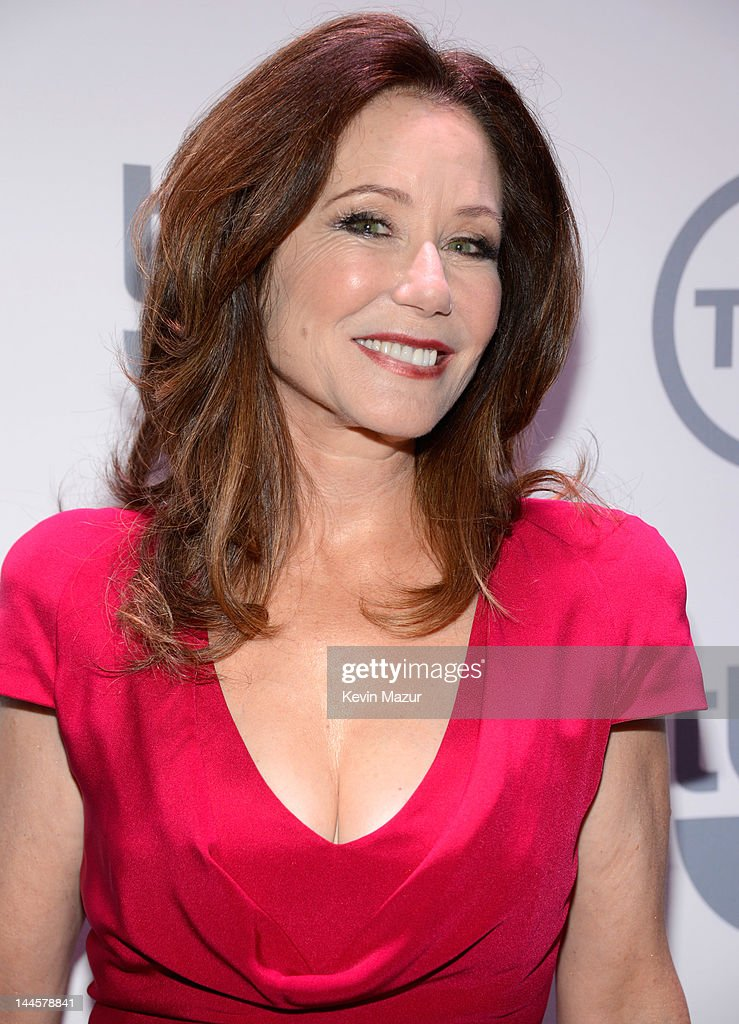 Mary McDonnell attends the TNT/ TBS Upfront 2012 at Hammerstein Ballroom on May 16, 2012 in New York City. 22362_001_0305.JPG