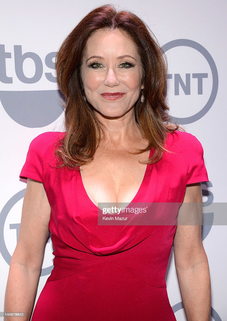 Mary McDonnell attends the TNT/ TBS Upfront 2012 at Hammerstein Ballroom on May 16, 2012 in New York City. 22362_001_0298.JPG