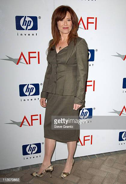 Mary McDonnell during 2007 AFI Awards Luncheon Arrivals at Four Seasons in Beverly Hills California United States