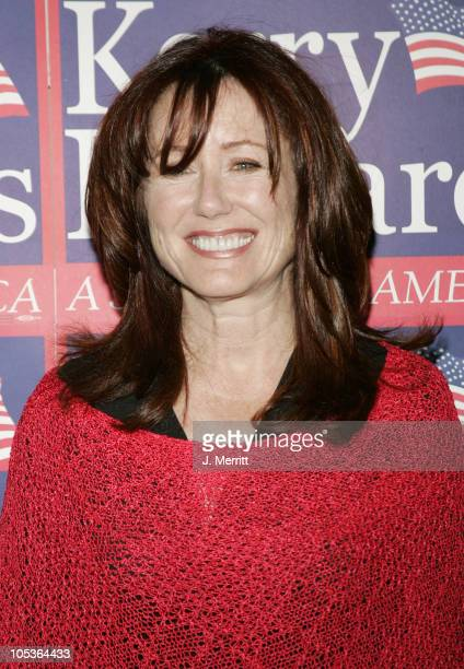 Mary McDonnell during Kerry Edwards Democratic National Committee Benefit at Avalon Hollywood/Spider Club in Hollywood California United States