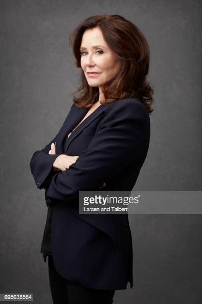 Mary McDonnell is photographed for Entertainment Weekly Magazine on June 9 2017 in Austin Texas