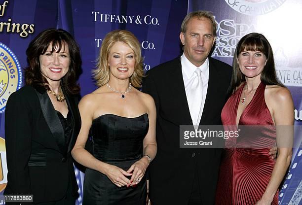 Mary McDonnell Mary Hart Kevin Costner and Mary Bono
