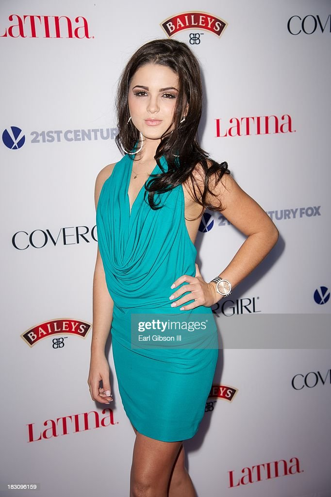 Mary Miranda attends the Latina Magazine 'Hollywood Hot List' Party at The Redbury Hotel on October 3, 2013 in Hollywood, California.