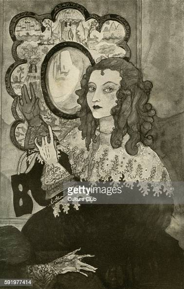 Mary 'Moll' Davis entertainer courtesan singer and actress and one of the mistresses of King Charles II of England Samuel Pepys wife called her' the...