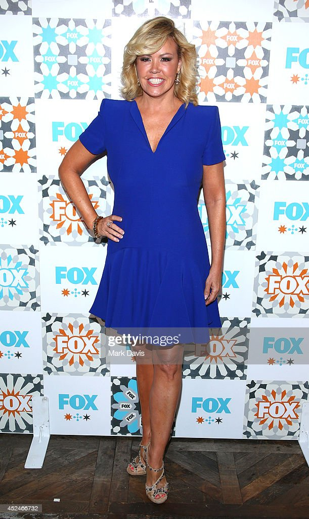 Mary Murphy attends the Fox Summer TCA All-Star party held at the SOHO house on July 20, 2014 in West Hollywood, California.